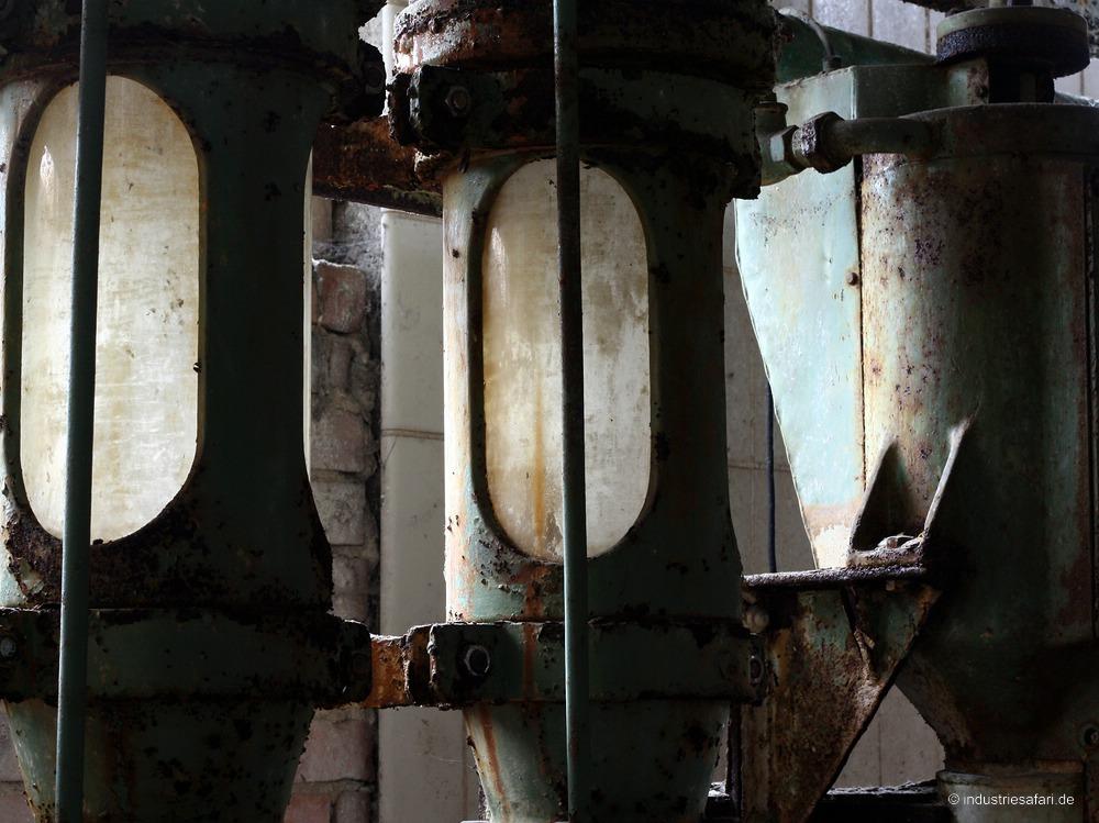 Die Papierfabrik P. - revisit [2009]